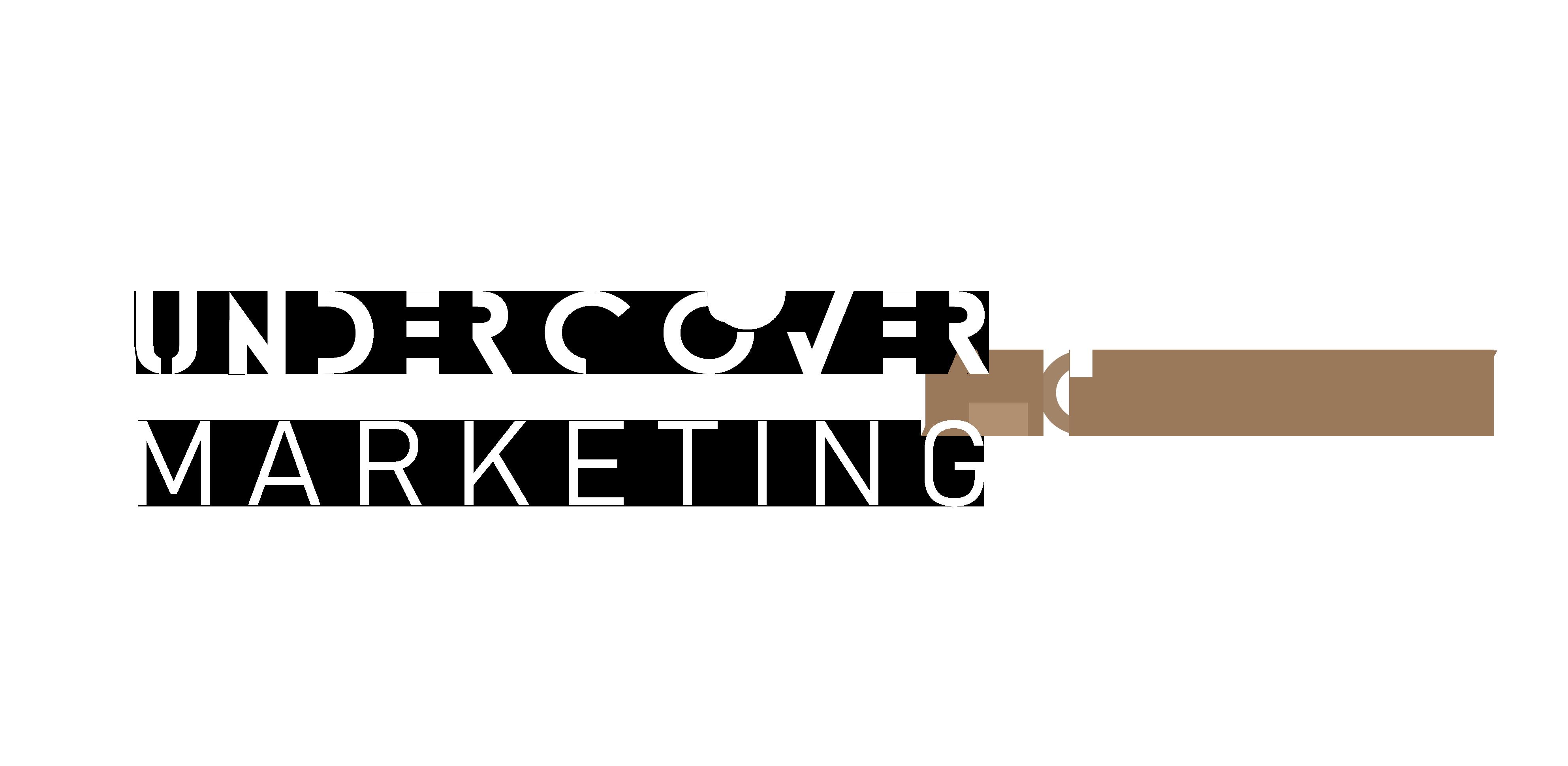 Undercover marketing media agency